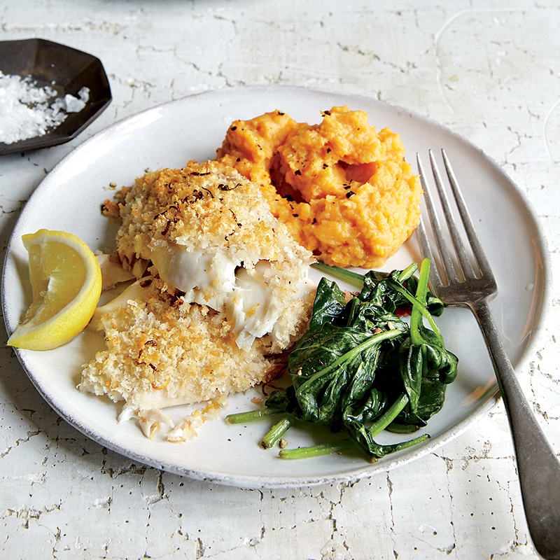 Photo of Crispy Parmesan-Crusted Tilapia by WW