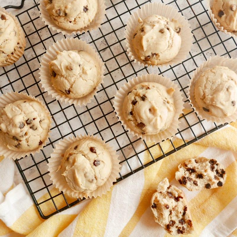 Photo of Vegan, gluten-free chocolate chip muffins by WW
