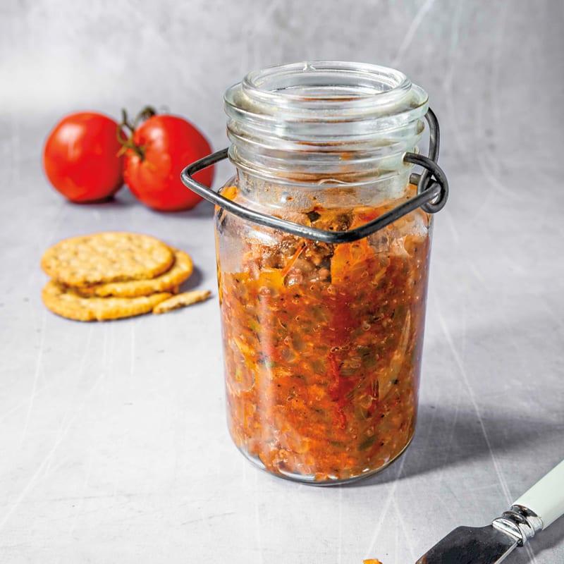 Photo of Bacon, onion & tomato jam by WW