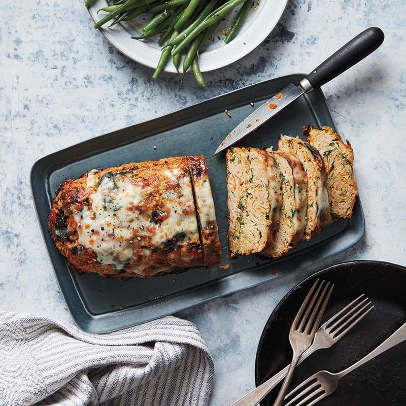 Photo of Very veggie turkey meat loaf by WW