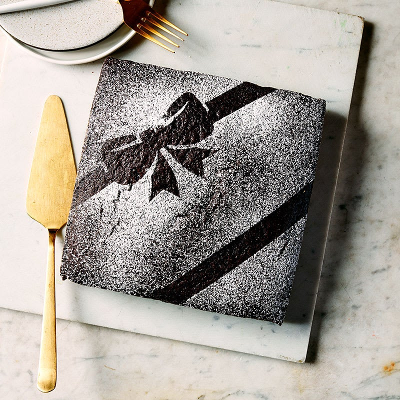 Photo of Chocolate-ancho chile cake by WW