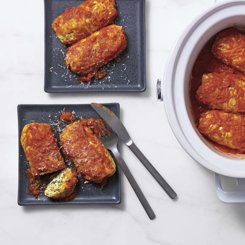 Photo of Ricotta and spinach–stuffed cabbage by WW
