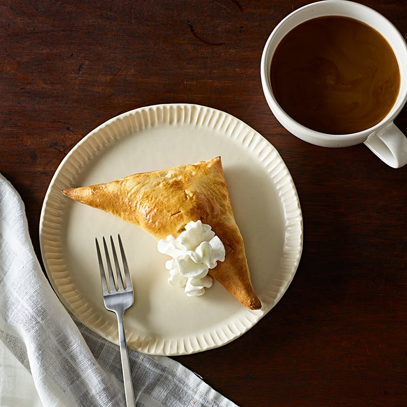 Photo of Two-ingredient dough apple turnover by WW