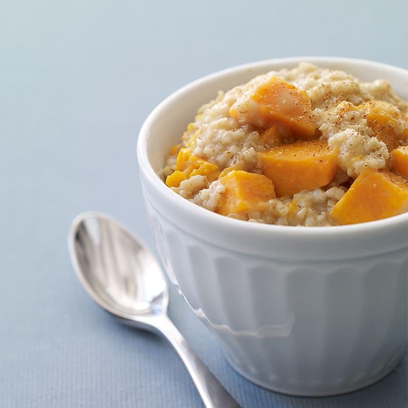 Photo of Slow cooker pumpkin oatmeal by WW