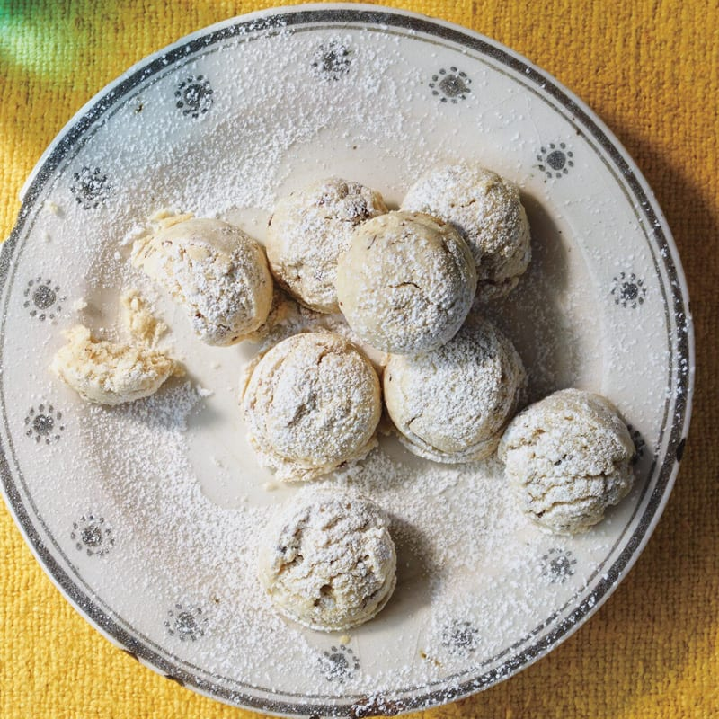 Photo of Mexican Wedding Cookies by WW