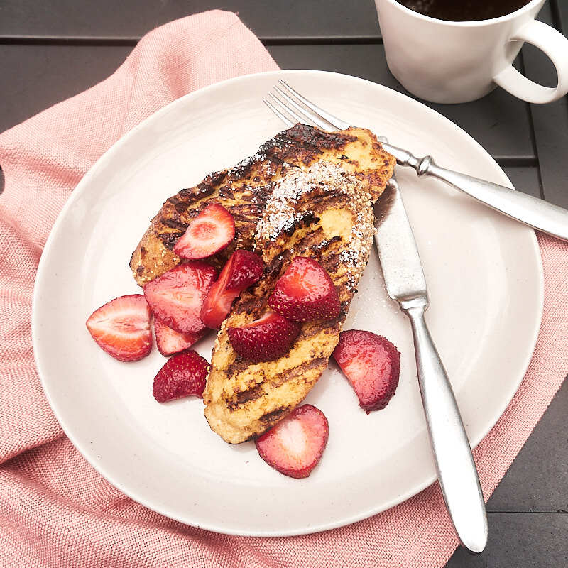 Photo of Grilled French toast by WW