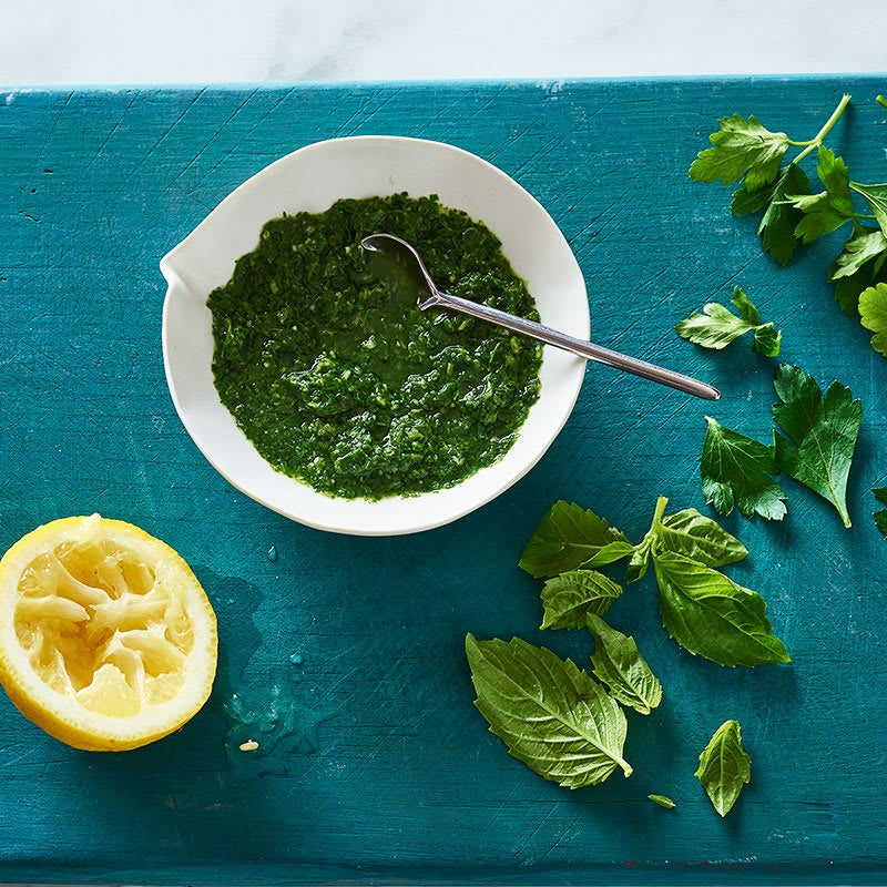 Photo of Lemon-herb sauce by WW