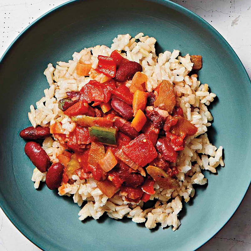 Photo of Express red beans & rice by WW