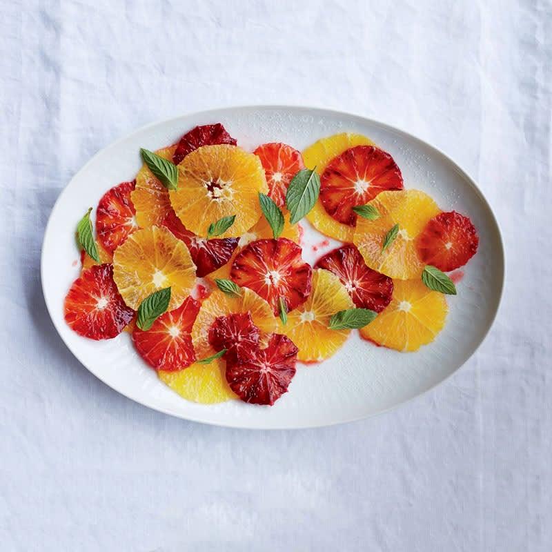 Photo of Double orange-mint  salad by WW