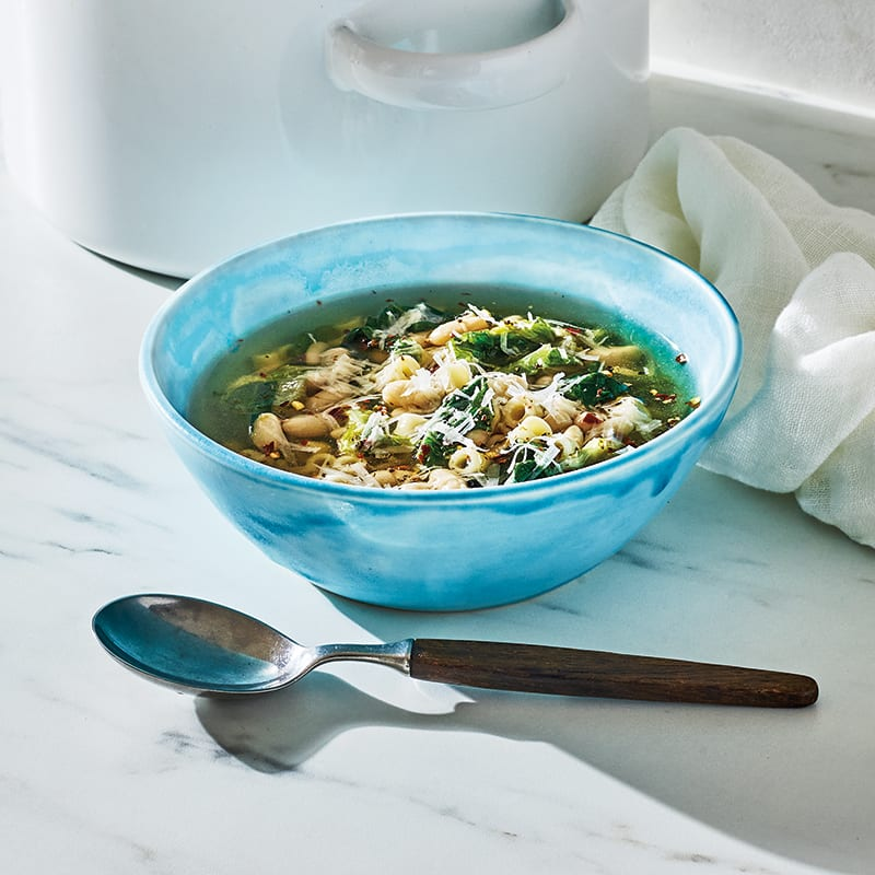 Photo of Pasta soup with cannellini & escarole by WW