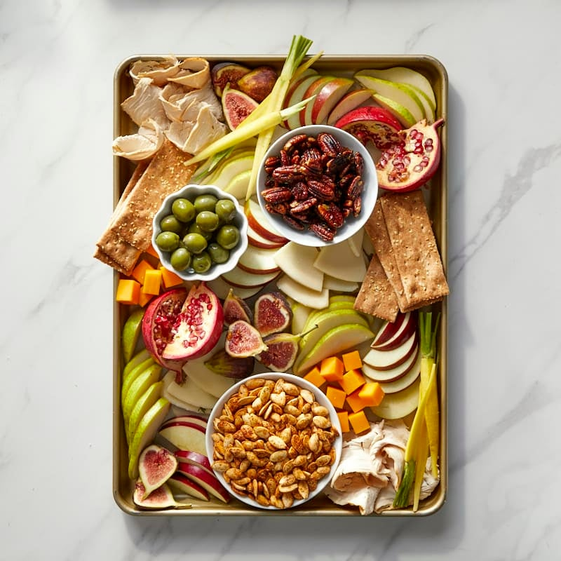 Photo of Autumn Snack Board by WW