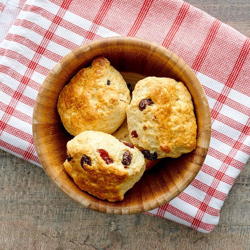 Photo of Dried blueberry breakfast scones by WW