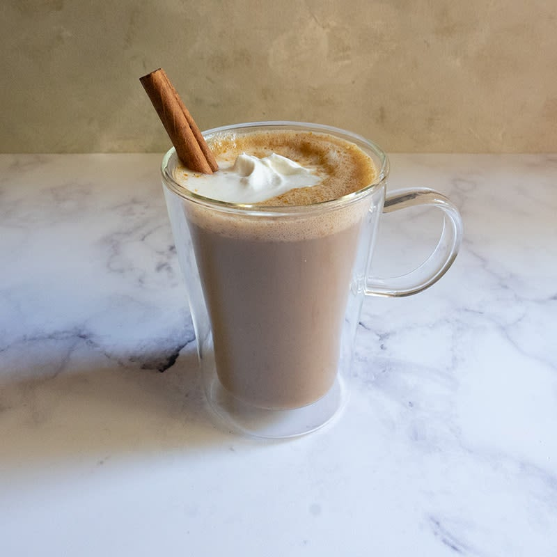 Photo of Spiced pumpkin latte by WW