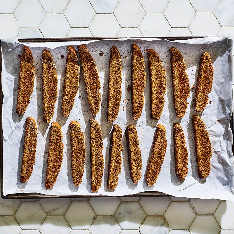Photo of Molasses-spice biscotti by WW