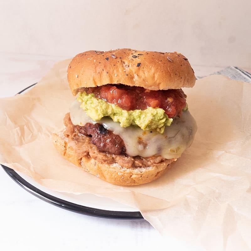 Photo of Nacho burgers by WW
