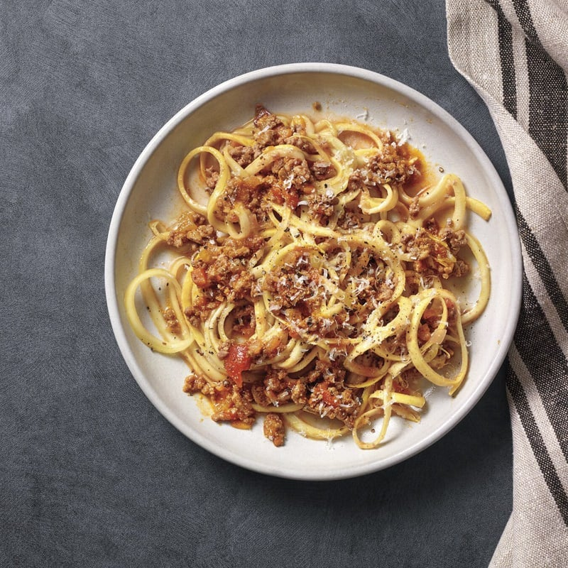 Photo of Nonna's Bolognese sauce by WW
