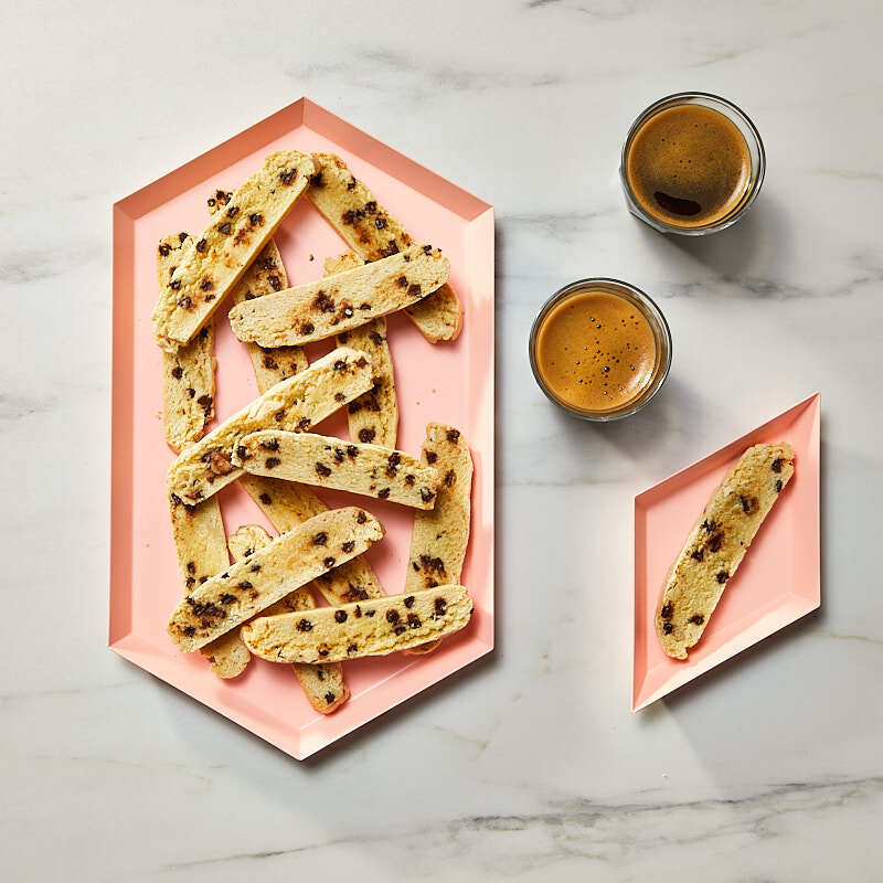 Photo of Chocolate chip biscotti by WW