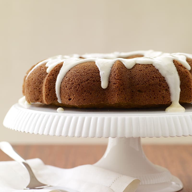 Photo of Carrot Cake with Cream Cheese Frosting by WW