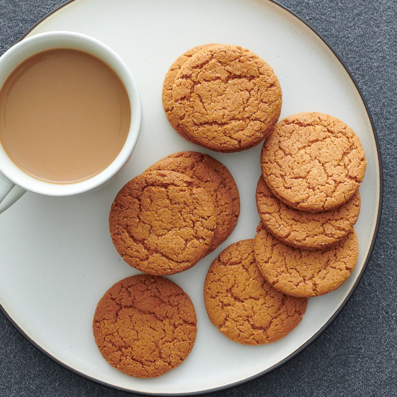 Photo of Peanut butter cookies by WW