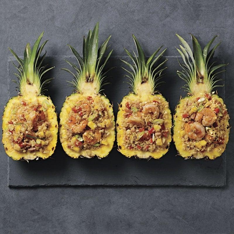 Photo of Hawaiian pineapple bowls by WW