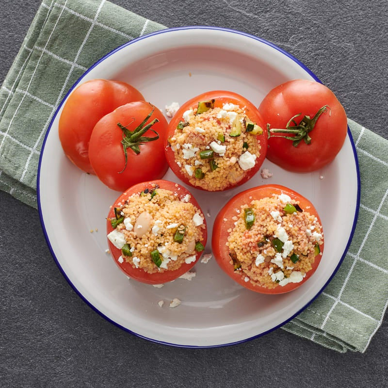 Photo of Couscous-stuffed tomatoes by WW