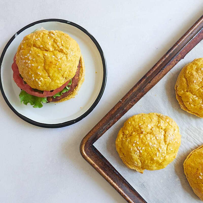 Photo of Butternut hamburger buns by WW