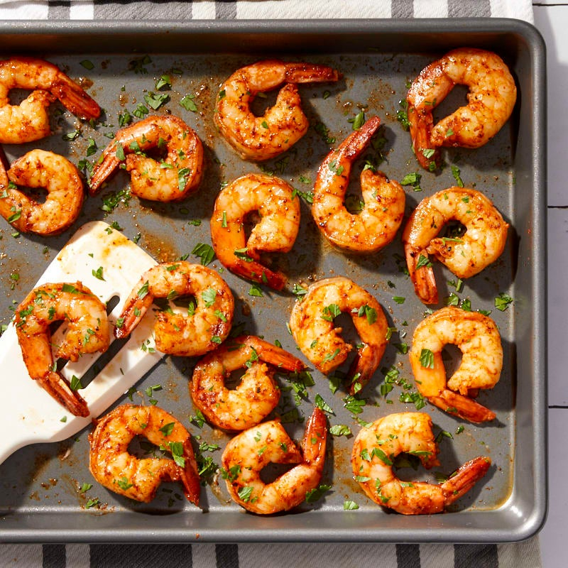 Photo of Cajun-Broiled Shrimp by Millie Peartree by WW