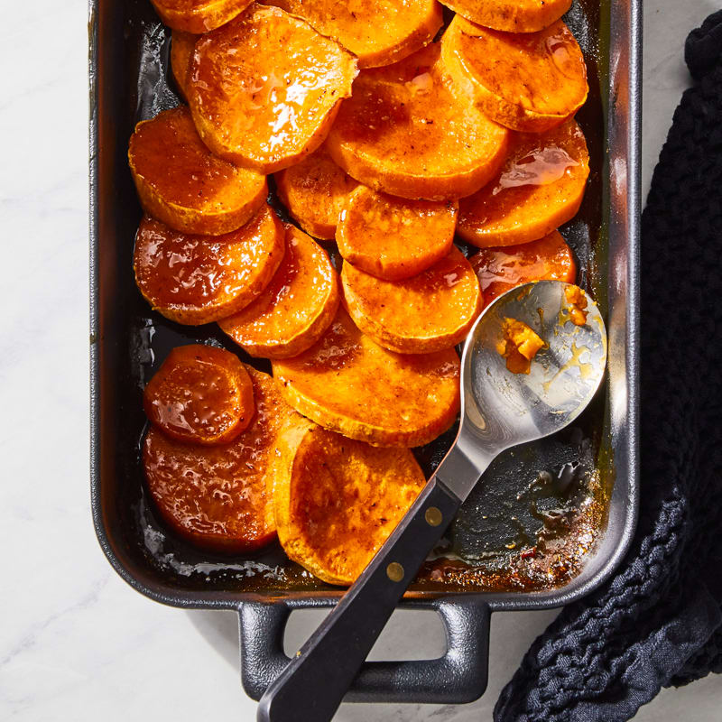 Photo of Candied yams by Millie Peartree by WW