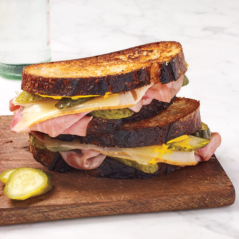 Photo of Pressed Cuban sandwiches by WW