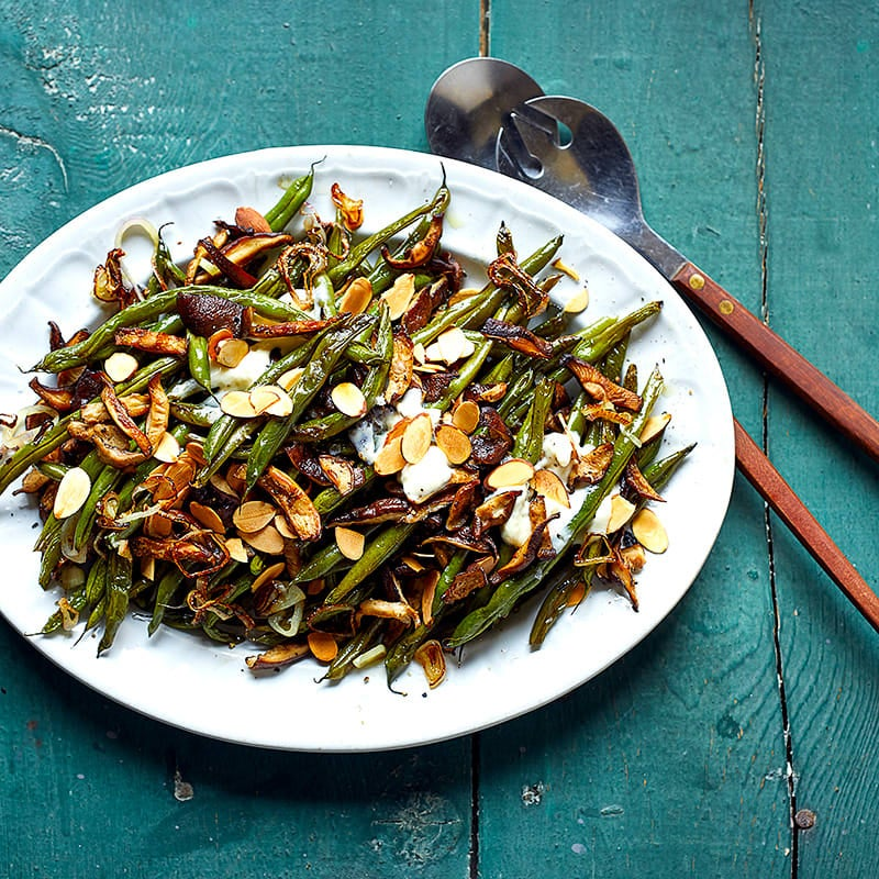 Photo of Green bean casserole with almonds by WW
