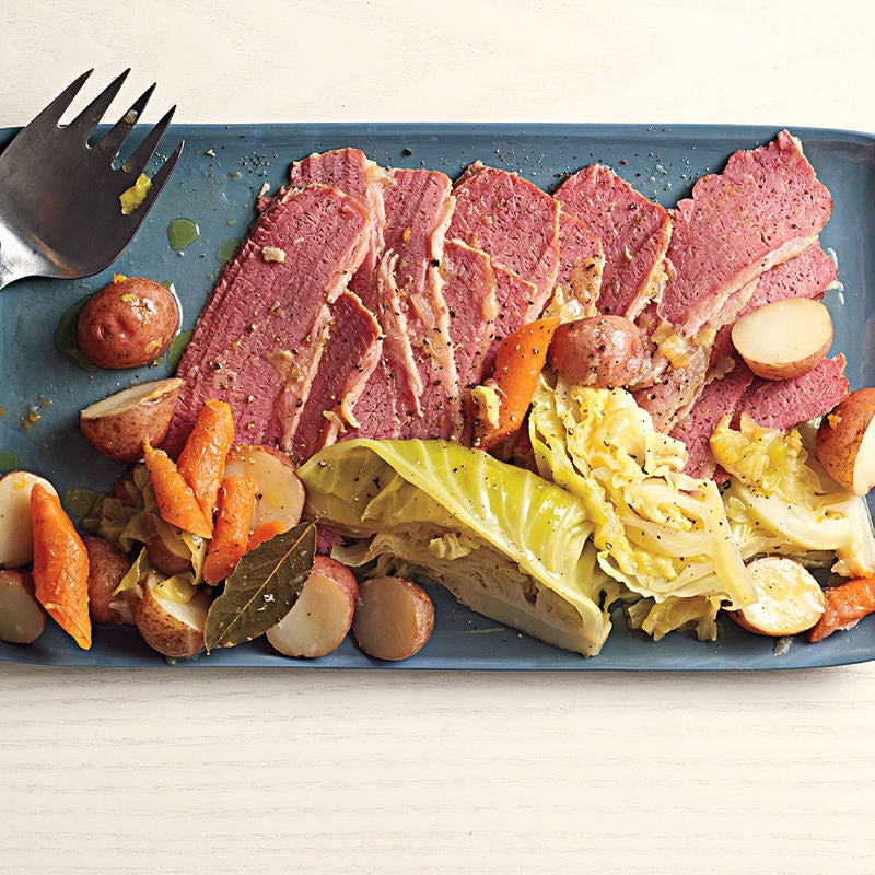Photo of Corned beef and winter vegetables by WW