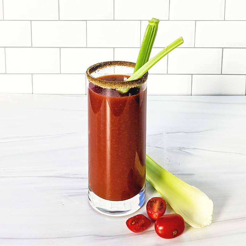 Photo of Bloody Mary by Millie Peartree by WW
