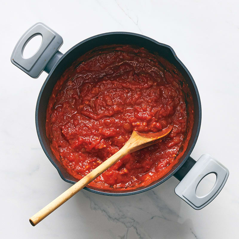 Photo of Classic Italian tomato sauce by WW