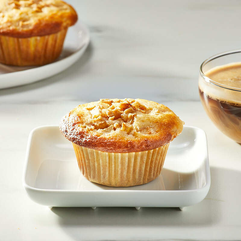 Photo of Apple-cinnamon muffins by WW