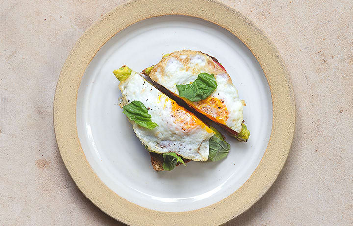 """Photo of """"The Usual"""" - Egg Sandwich by WW"""