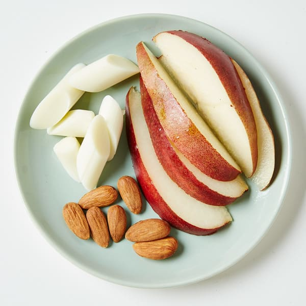 Photo of Fruit, cheese and nut plate by WW