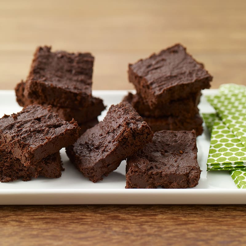 Photo of Cocoa brownies by WW