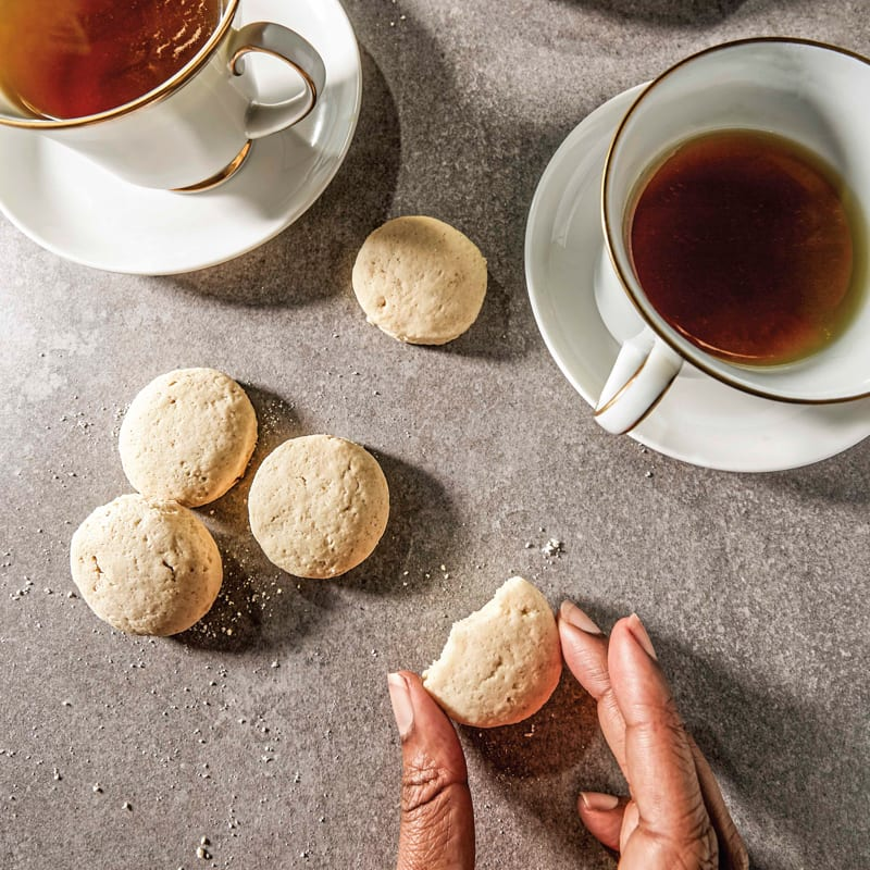 Photo of Old-fashioned Southern tea cakes by WW