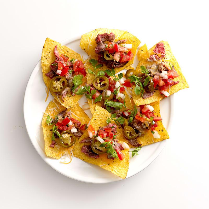 Photo of Quick beef nachos by WW