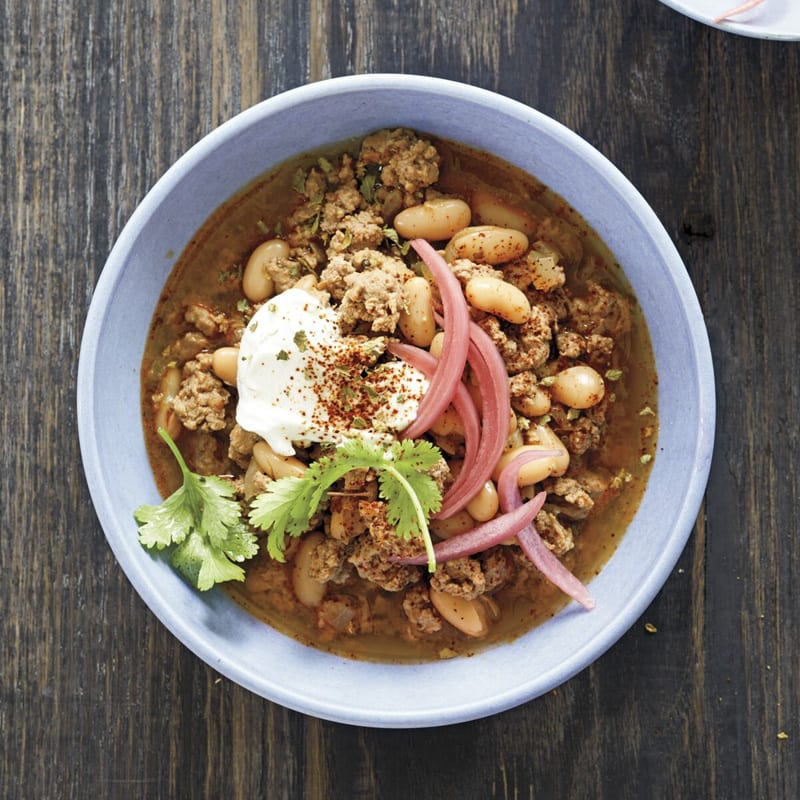 Photo of Chicken and White Bean Chili by WW
