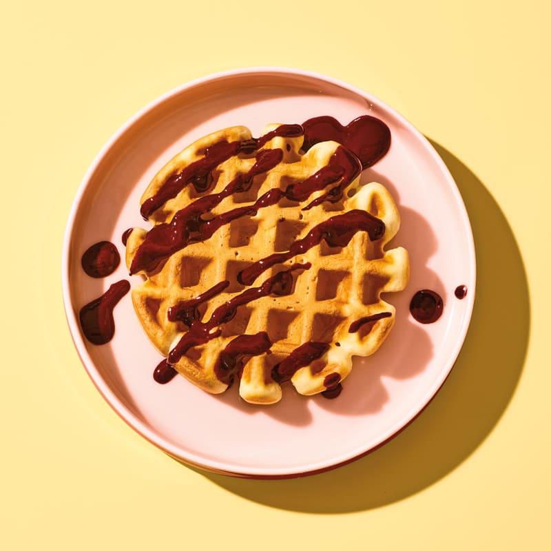 Photo of Mint & blackberry chocolate sauce by WW