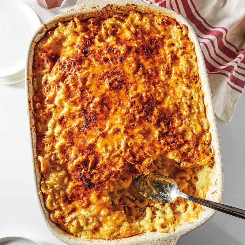 Photo of Baked mac & cheese by WW