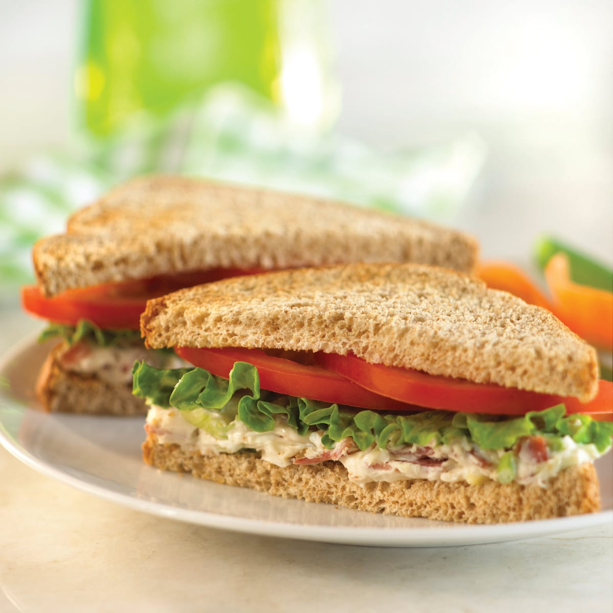 Photo of BCLT sandwiches by WW