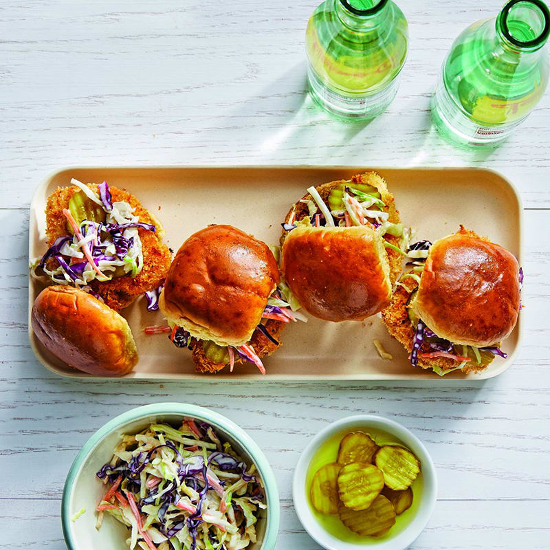 Photo of Fried chicken sliders by WW
