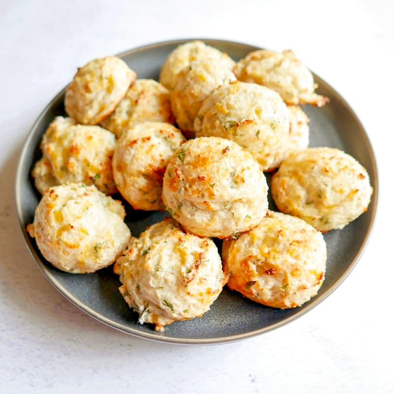Photo of Cheddar bay drop mini biscuits by WW