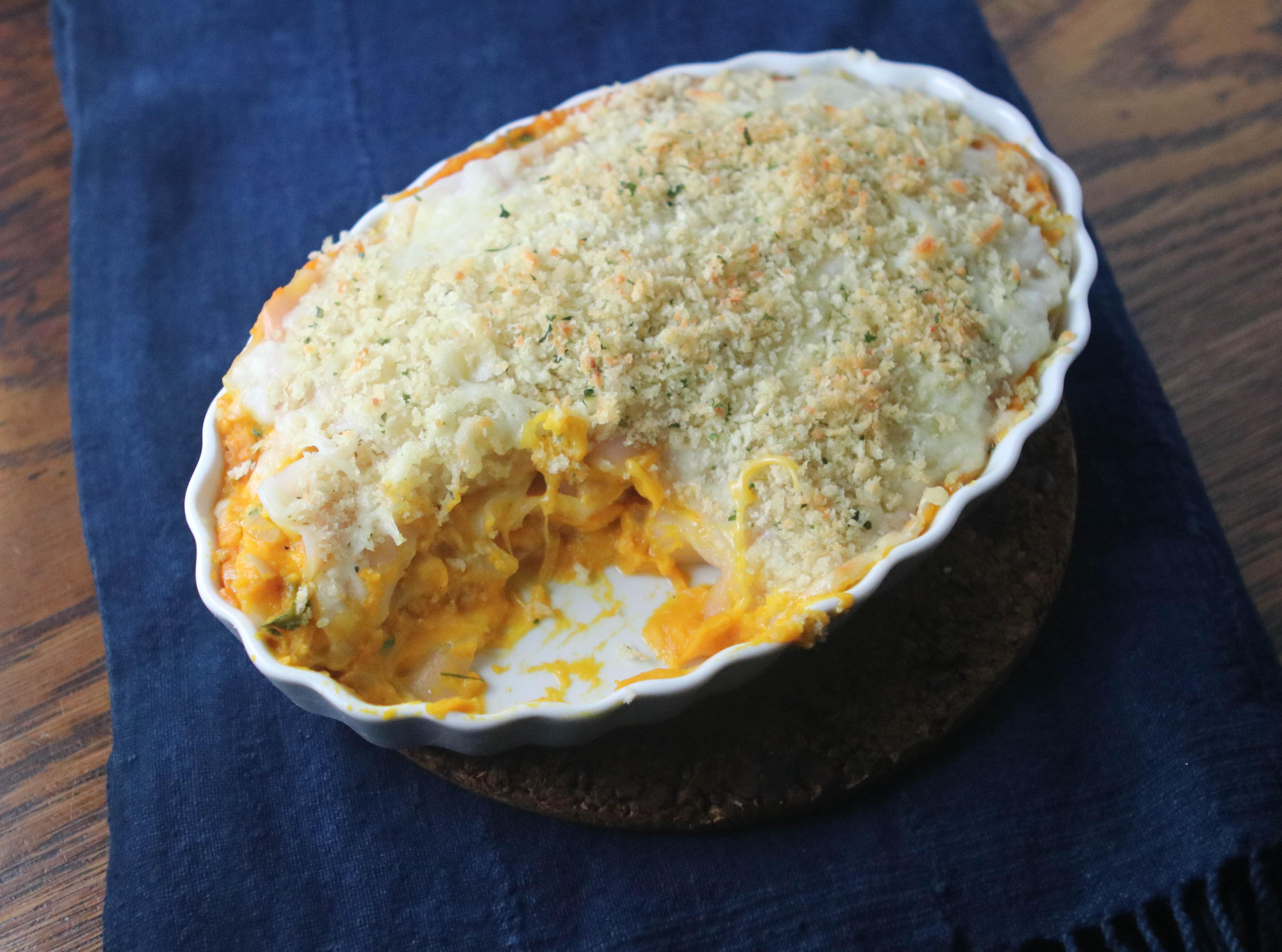 Photo of Butternut squash lasagna by WW