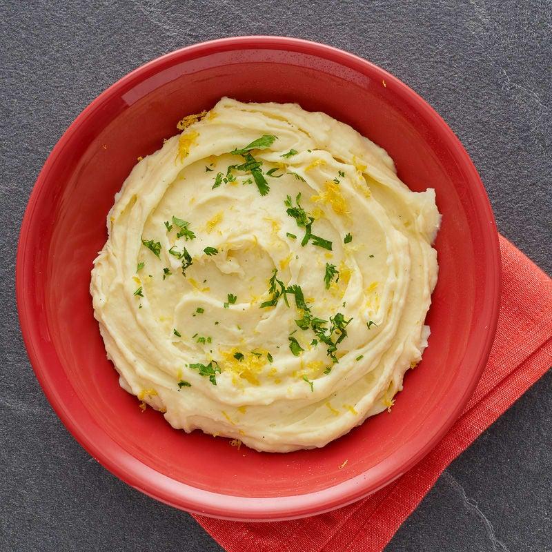 Photo of Lemon-basil mashed potatoes by WW