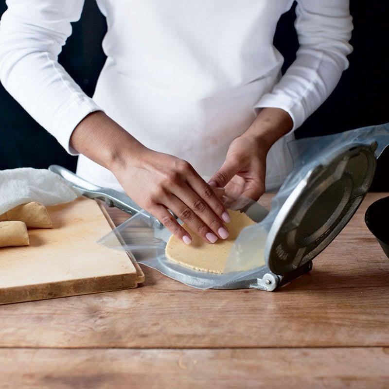Photo of Homemade corn tortillas by WW