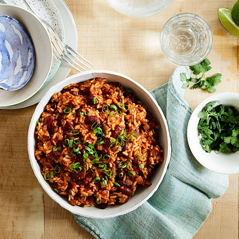 Photo of Slow Cooker Red Beans and Rice by WW