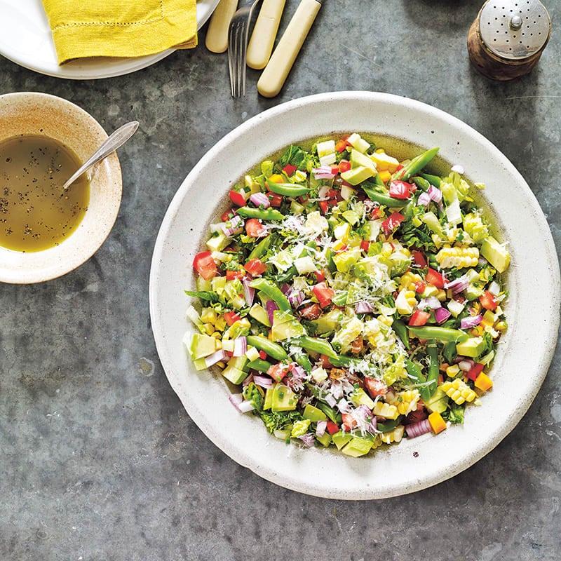 Photo of Chopped salad by WW